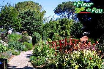 Jardin botanique de bayonne for Entretien jardin bayonne