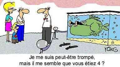 Rubrique humour ? Humour