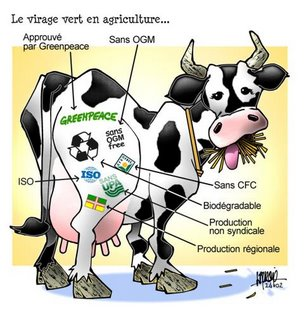 Humour nature images bovins - Animaux humoristiques ...