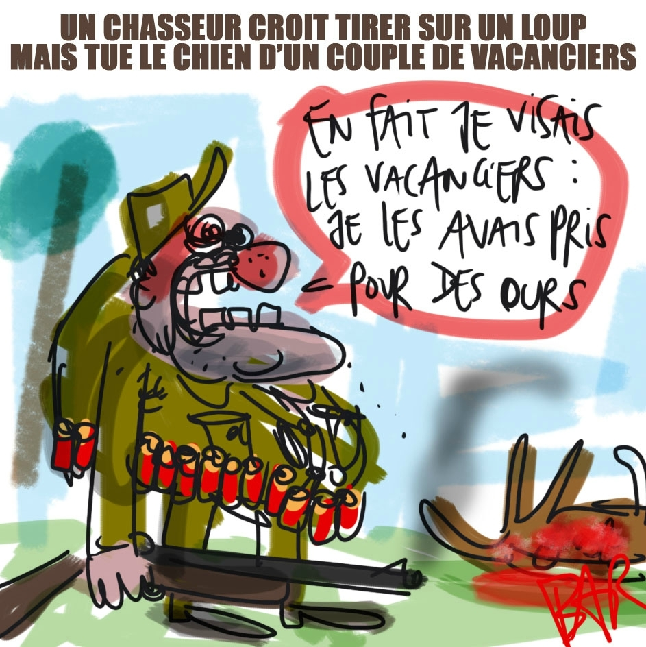 Humour Nature Images Chasse Et Chasseurs