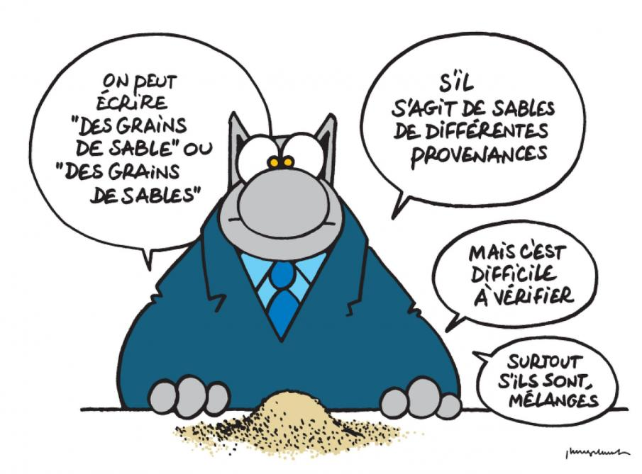 Humour Nature Images Le Chat De Philippe Geluck