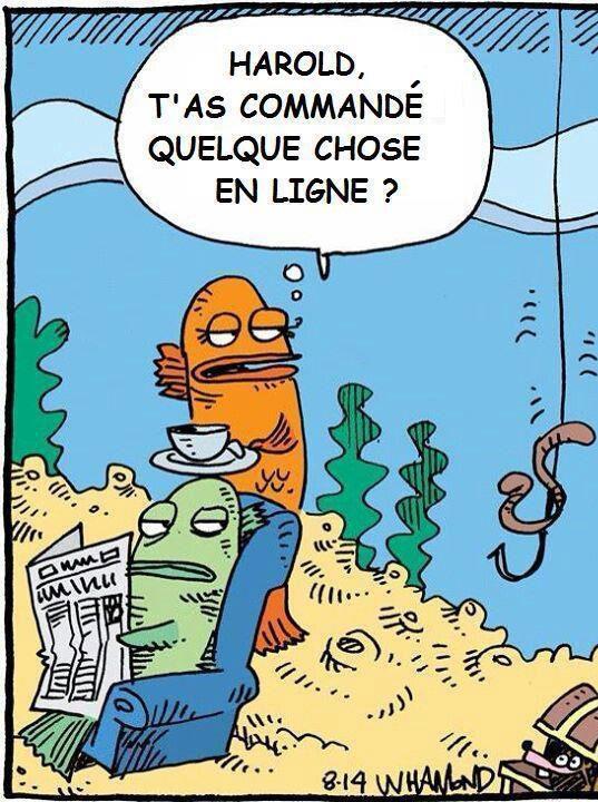 Humour nature images peche - Caricature gratuite en ligne ...