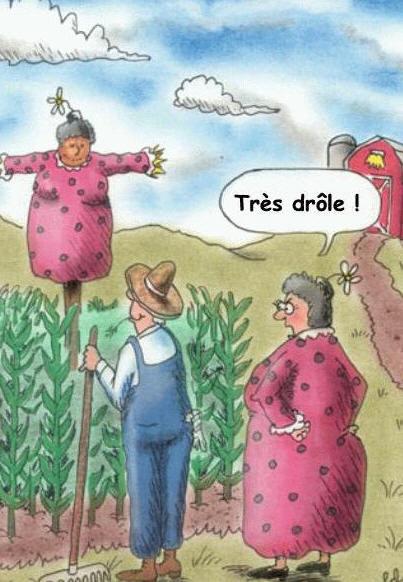 Humour Jardinage